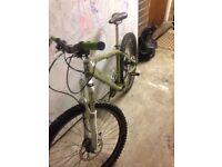 £550 upgrades mountain bike