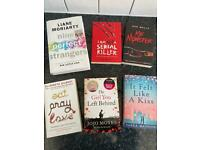 Good condition Books £2 each