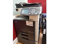 Konica Minolta bizhub c200 for sale!