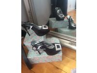 Red herring limited edition heels