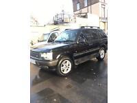 2001 51 Range Rover Land Rover Vogue 5dr Petrol 4.6