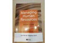 9 Human Resources Talent Management Textbooks Levels 5 - 7