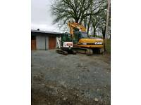 digger hire groundworks