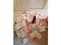 Baby Girl clothes 0 - 6 months