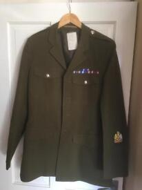 Mans's No.2 army uniform