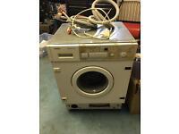 Integrated Siemens washing machine - free!