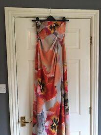 Beautiful Coast Maxi Dress Size 8-10