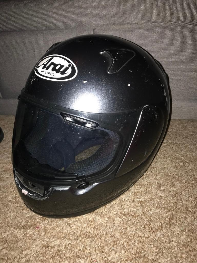 Arai Full Face Helmet