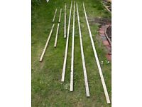 Free wooden batons