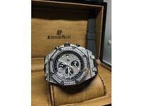 New ap audemars piguet hublot cartier franck Muller iced diamond Rolex patek mille Daytona phillipe