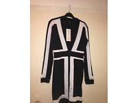 Black & White Dress - Size 12