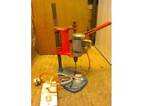 Small bench drill plus two other electric drills