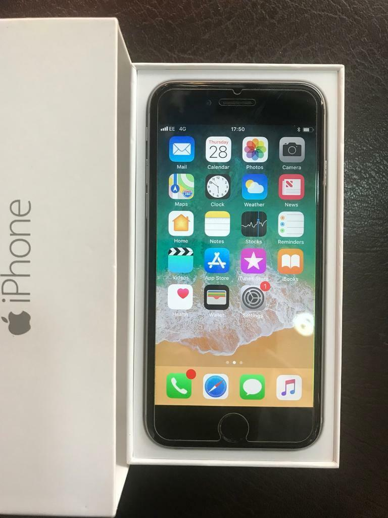 iPhone 6 - 64 GB used but in Excellent Condition Available in Space Grey Colour