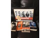 Trainspotting memorabilia & books