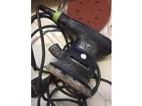 Festool sander 125 EQ. 240v