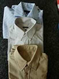 3 men's shirts
