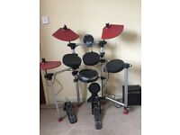 ELECTRIC DRUM KIT IN LOVELY CONDITION