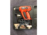 Black & Decker heat gun (paint stripper)