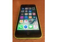 Green iPhone 5c ( unlocked, free delivery, more phones)