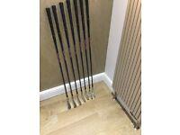 Golf clubs. Set of golf irons - Ben Hogan.