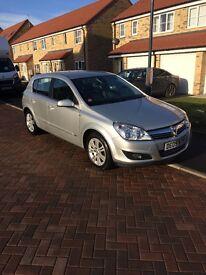 2009 Vauxhall Astra design 1.6 petrol 5 door hatchback in excellent condition with 12 months MOT