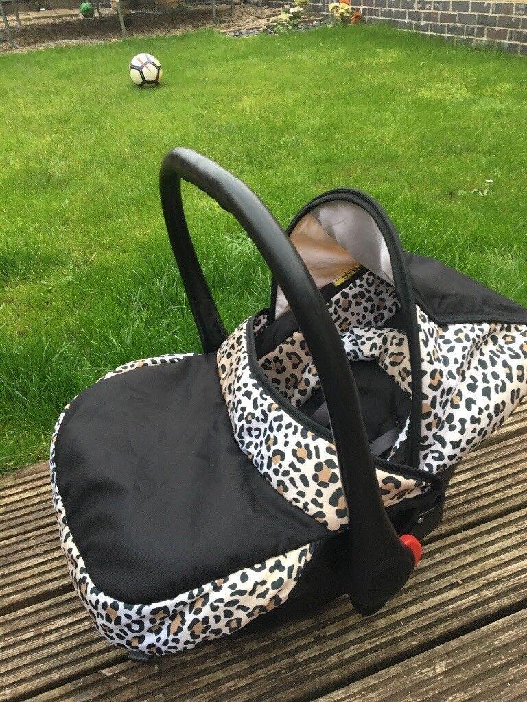 Car seat birth to 9 mths