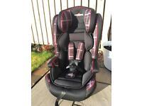 Car seat group 1/2/3