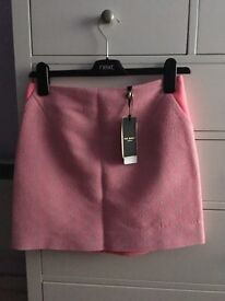 Ted baker skirt size 1 pink