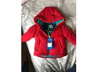 Baby boys brand new ted baker coat