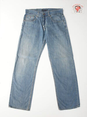 T.H.D. Tommy Hilfiger COOLTOWN Denim Jeans 33x34 W33 L34 RELAXED FIT Herren (Tommy Hilfiger Jeans Relaxed Fit)