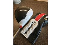 Left handed Taylormade m1 driver