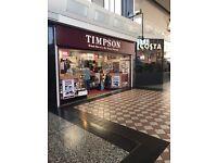 Prime Retail Space To Let - Kiosk A: Crossgates Shopping Centre Leeds