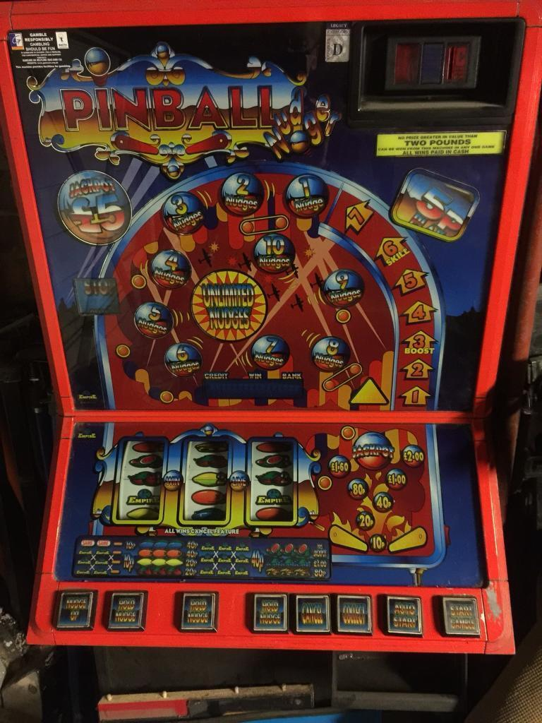 Full size arcade bandit, ideal for man shed could add speakers and a beer fridge