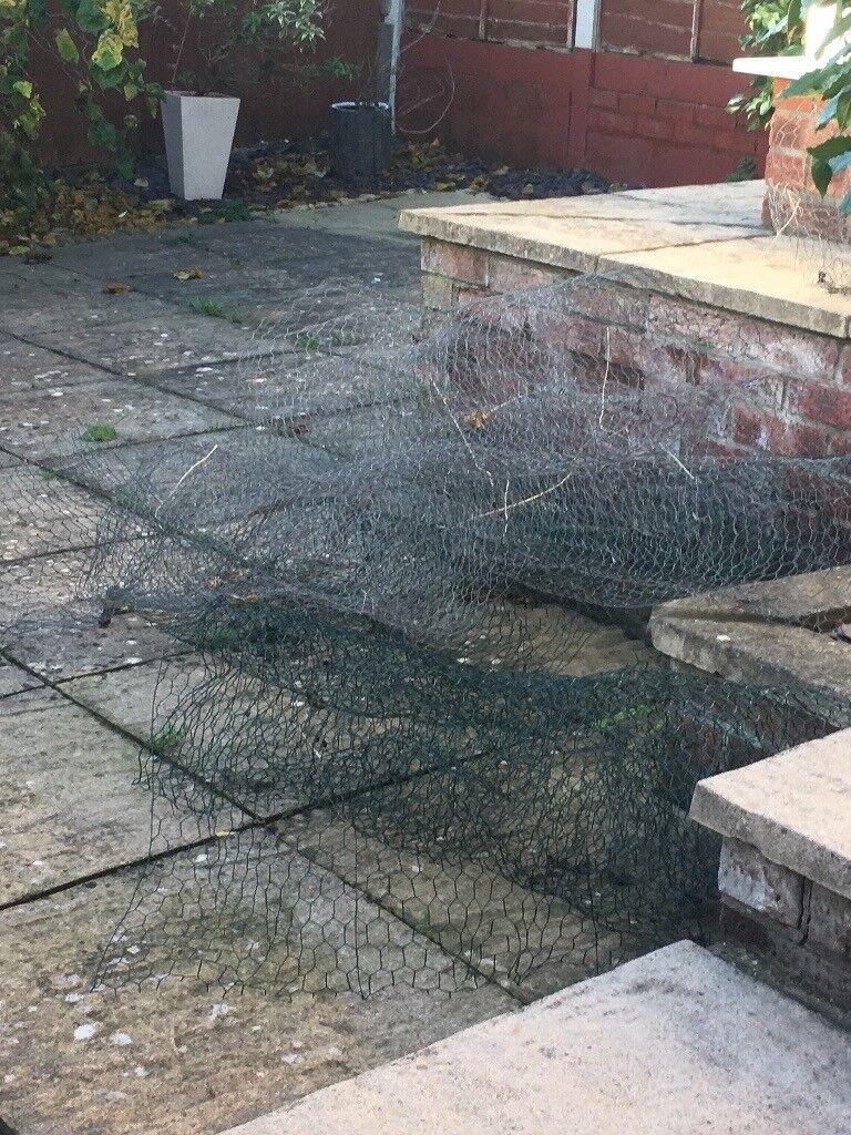 Mesh wire fence / chicken wire FREE   in Hanham, Bristol   Gumtree