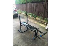 YORK 6605 Multi-Use weight bench