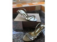 Diamanté strappy Shoes