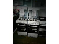 New Flavel Gas Cooker - White - FHLG51W