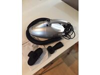 Small handheld hoover and accessories