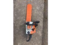 Stihl chainsaw ms170 2010