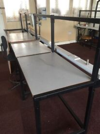 Electrical Workshop Benches / engineering equipment