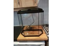 25 Litre Aquarium with all equipment
