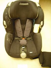 Maxi Cosi Opal car seat Suits child 0-18kg