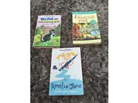 Enid blyton Books. Will sell separately, can post. £1 the lot