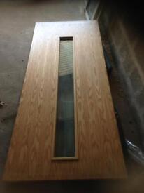 Door oak