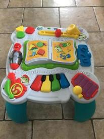 Leapfrog learn and sing table