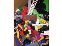 1000 pieces of Lego