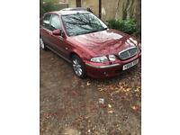 Rover 45 1.8 IXS Fully Loaded