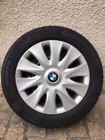 BMW 3 Series Winter Tyre Set