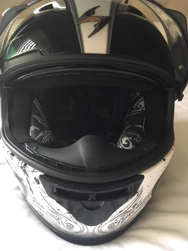 Scorpion Crash Helmet size medium.motorcycle/ car.