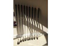 King Cobra 3-9 Golf Irons + sand wedge + pitching wedge
